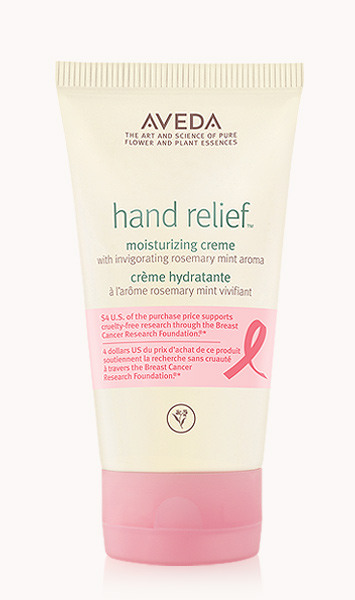 breast cancer hand relief 2017