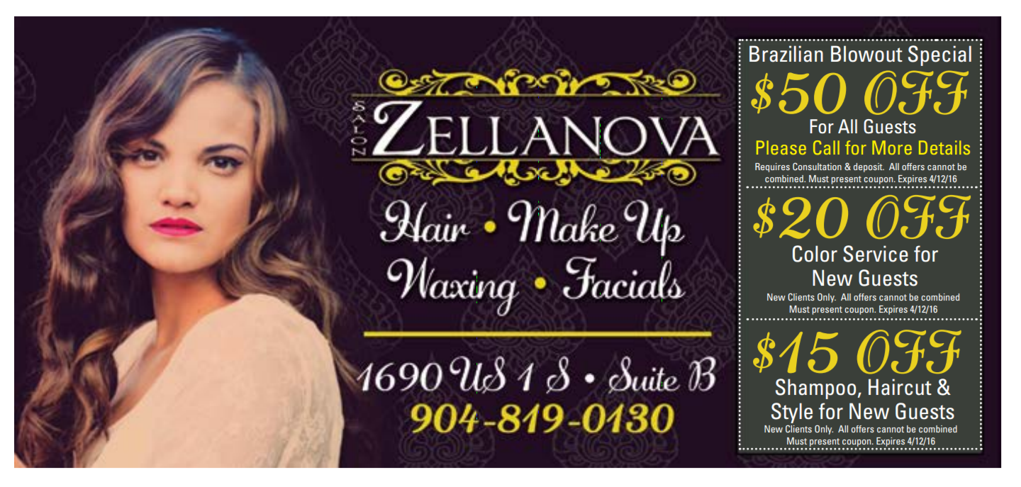 Promo To Send To Tracey 3216 Best Hair Salon St Augustine